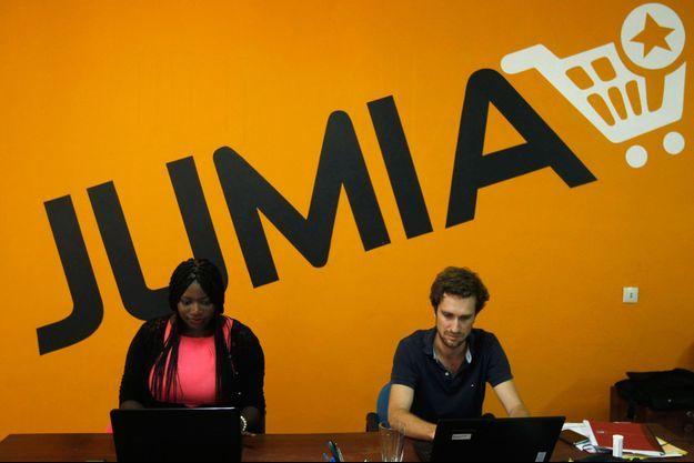 Les bureaux de Jumia Côte d'Ivoire