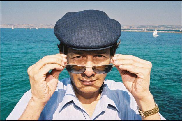 En 1997, à Marseille, où il a passé une partie de son enfance.