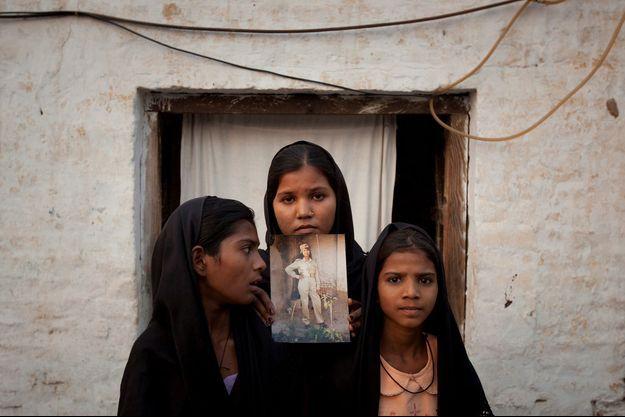 filles d'Asia Bibi