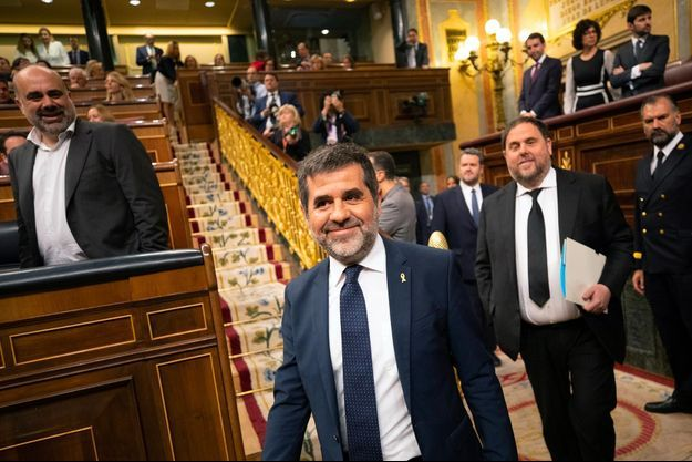 Jordi Sanchez, Oriol Junqueras
