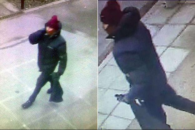 L'homme suspecté d'être responsable pour les fusillades de Copenhague.