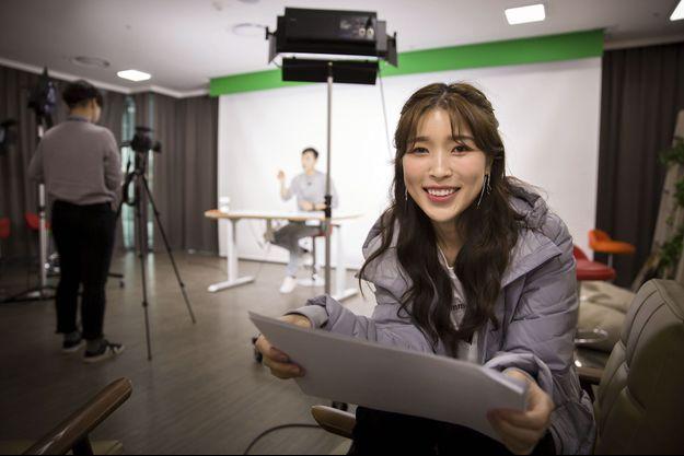 A 23 ans, Nara a pleinement réussi son intégration en Corée du Sud.
