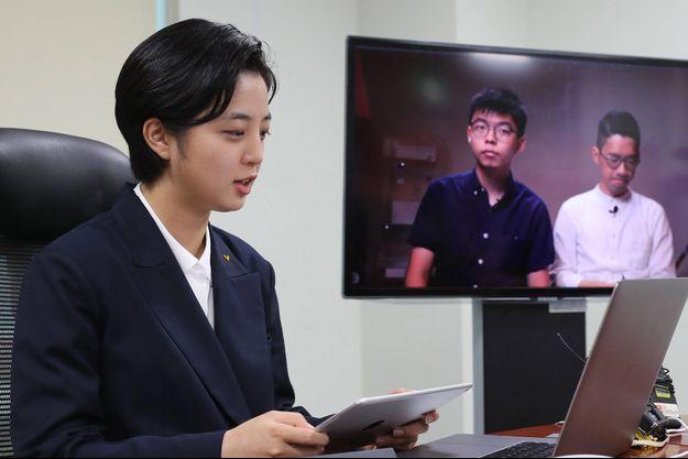 Ryu Ho-jeong, le 10 juin dernier.