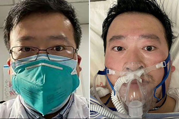 Le médecin Li Wenliang, l'un des premiers à avoir alerté sur la dangerosité du nouveau coronavirus , est décédé il y a un an .