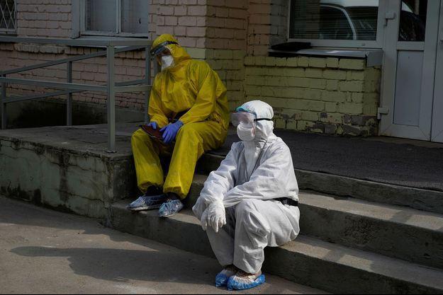 Photo prise à Tver, en Russie.