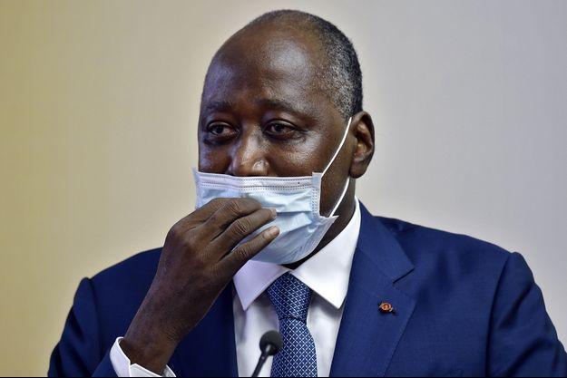 Le Premier ministre ivoirien Amadou Gon Coulibaly est décédé.