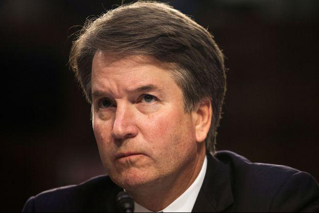 Le juge Brett Kavanaugh le 6 septembre 2018.