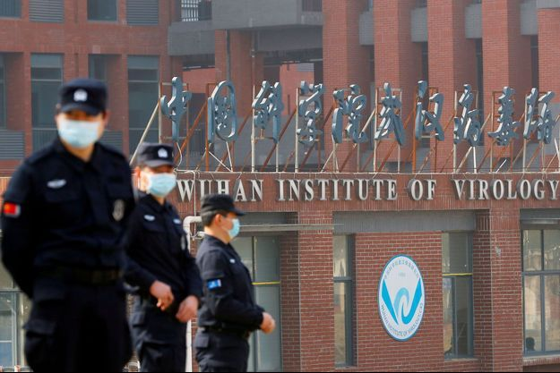 L'Institut de Virologie de Wuhan.