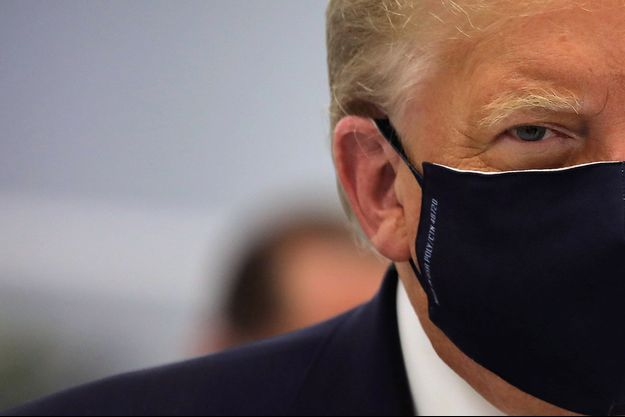 Photo d'illustration de Donald Trump.