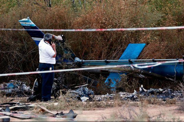 Un enquêteur français sur le crash en Argentine.