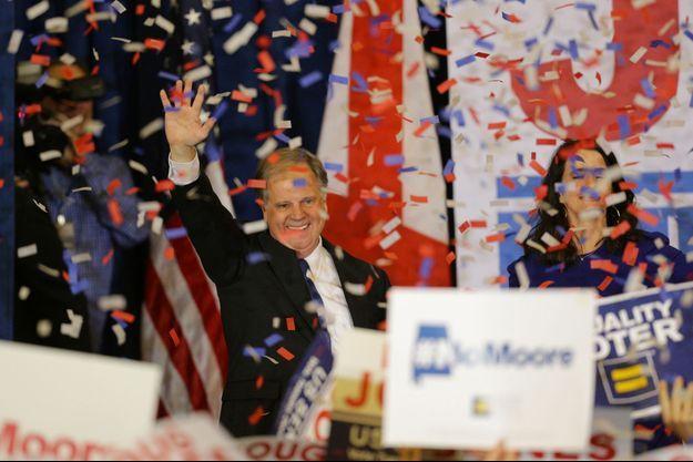 Doug Jones a obtenu 49,9% des voix