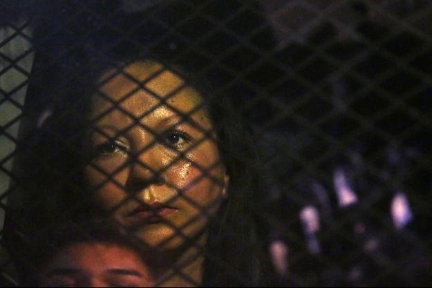 Guadalupe Garcia de Rayos a été arrêtée à Phoenix, le 8 février 2017.