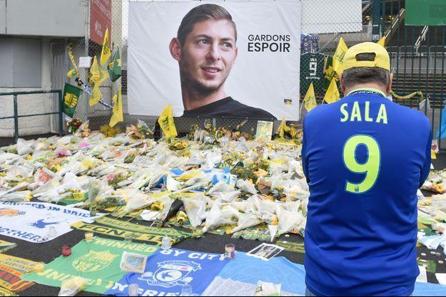 Hommage à Emiliano Sala.