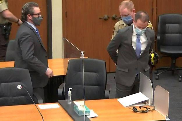 Derek Chauvin a été déclaré coupable du meurtre de George Floyd.