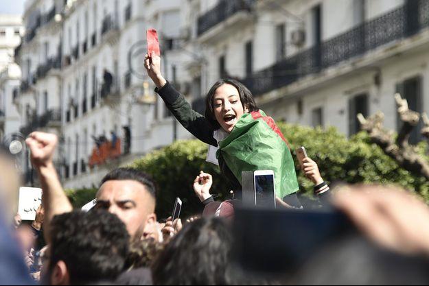 Alger, le 24 février 2019.