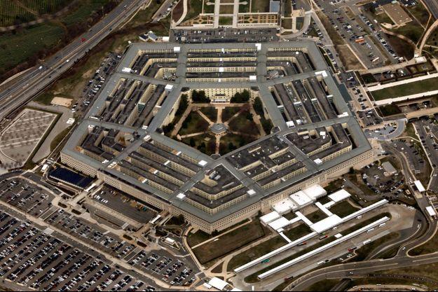 Le Pentagone à Washington.