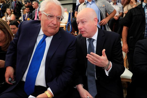 David Friedman, Jason Greenblatt