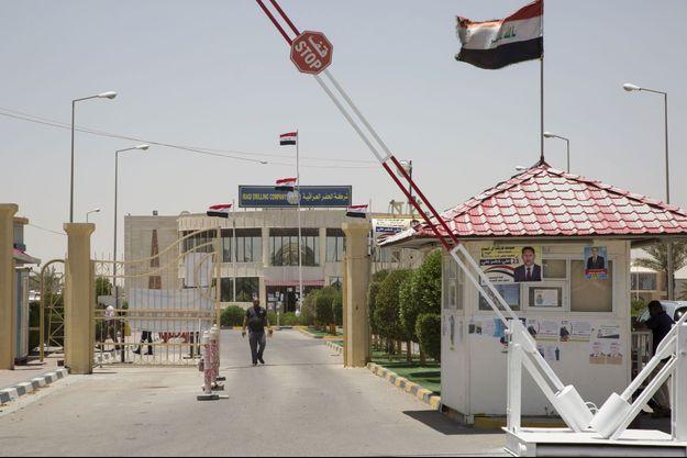 Bassora en Irak, le 19 juin 2019.