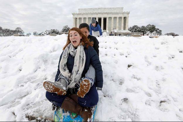 Photo prise à Washington.