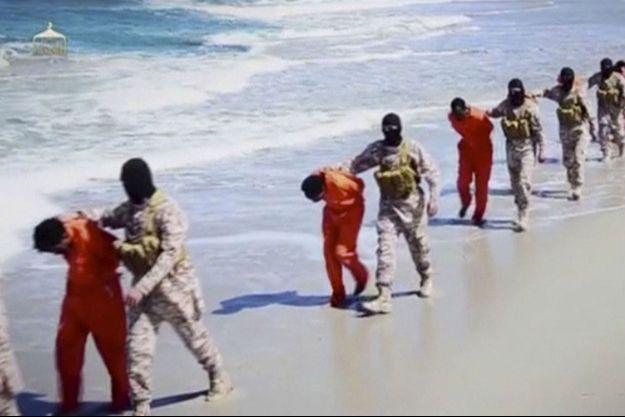 En avril dernier, 28 chrétiens éthiopiens avaient été décapités par Daech.