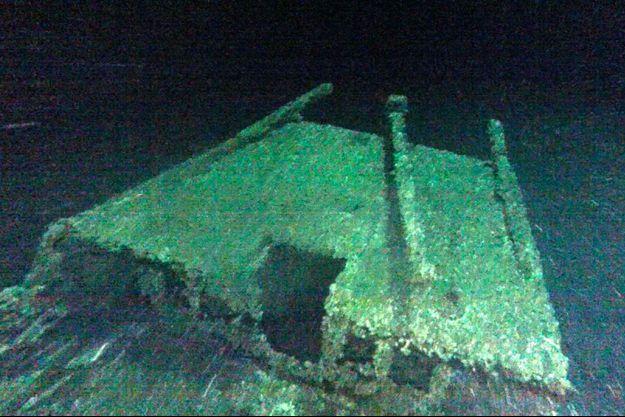 Photographie sous-marine du Black Duke