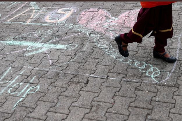 Image d'illustration. Un enfant afghan le 30 août en Allemagne.