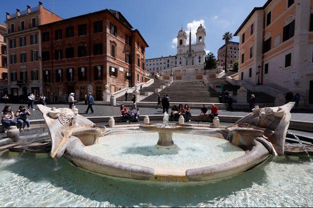Deux foyers de contamination ont été détectés à Rome (image d'illustration).