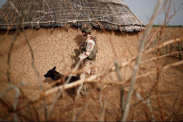 Un soldat français au Mali, image d'illustration.