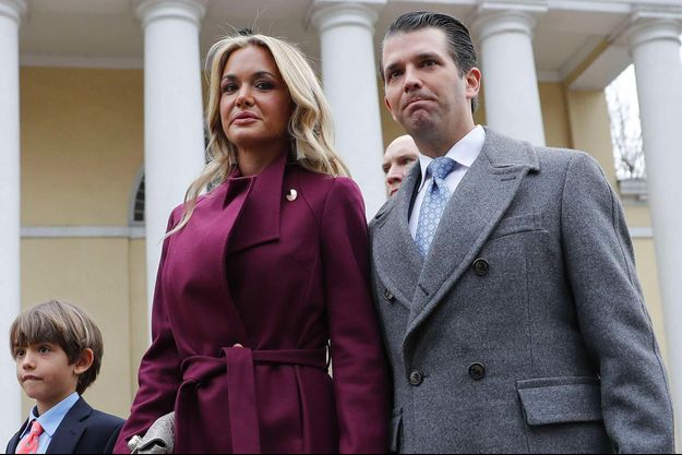 Vanessa Trump, Donald Trump Jr