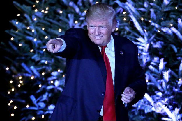 Le président élu américain Donald Trump.