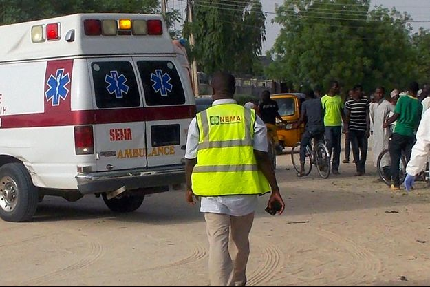 Une ambulance au Nigeria (image d'illustration).