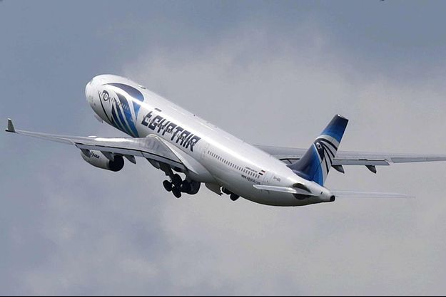 Un avion Egyptair