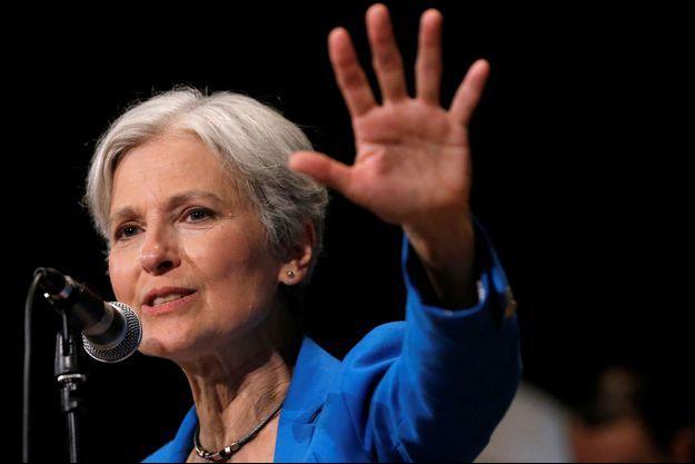 Jill Stein, la candidate du Green Party à l'élection présidentielle américaine.