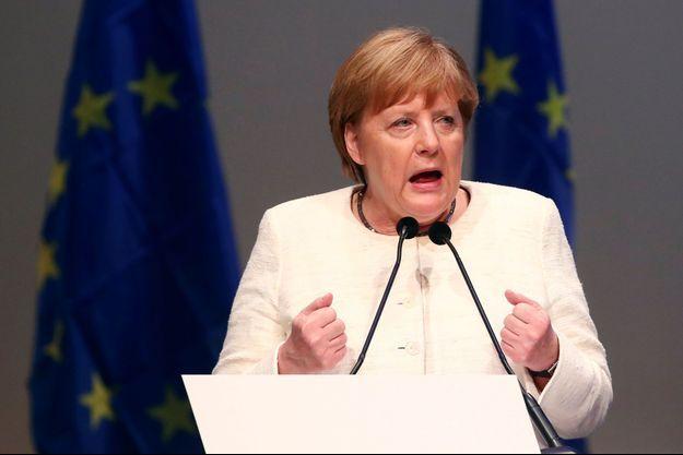 Angela Merkel (photo d'illustration)