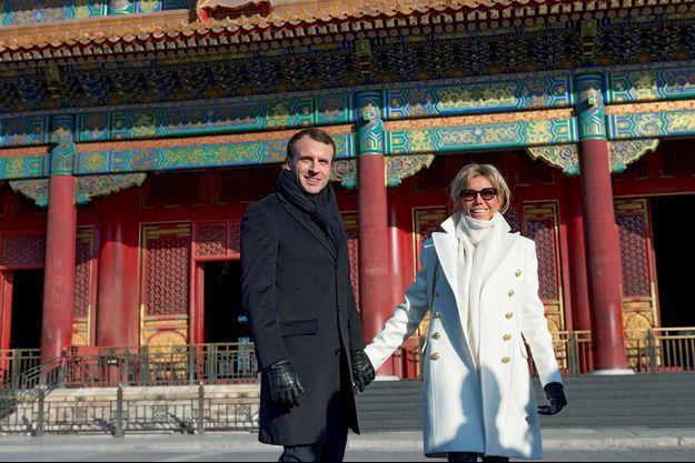Le 9 janvier au matin, visite de la Cité impériale, à Pékin
