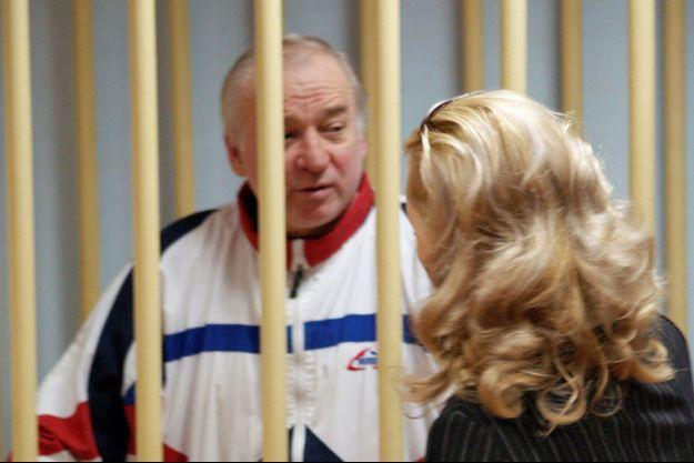 Sergueï Skripal en 2006 (photo d'illustration)
