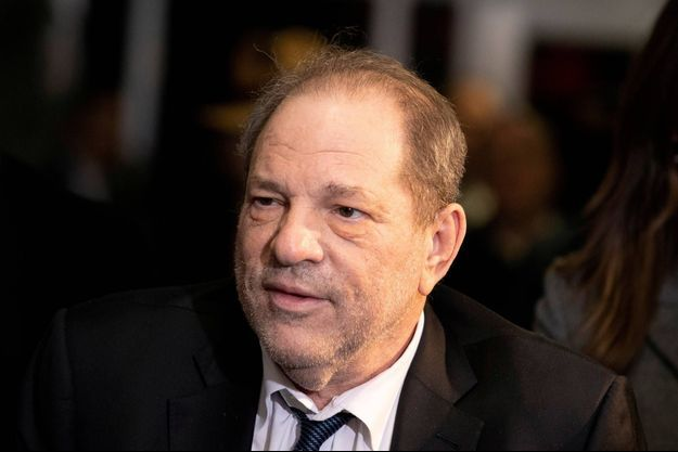 Harvey Weinstein au tribunal de New York, en février 2020.