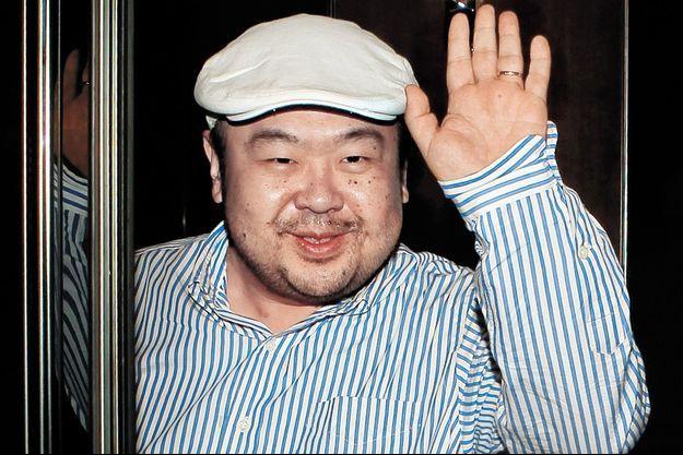 Kim Jong-nam, photographié en 2004.
