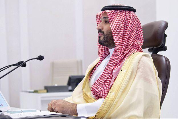Le prince héritier Mohammed ben Salmane d'Arabie saoudite.