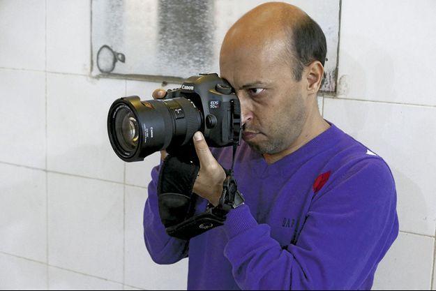 Abbas Kowsari, photographe iranien.