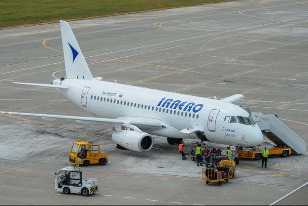 L'événement s'est déroulé dans un avion de la compagnie IrAero (image d'illustration).