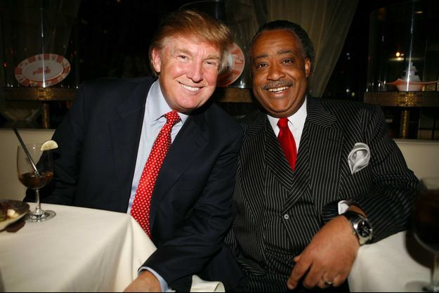 Donald Trump, Al Sharpton