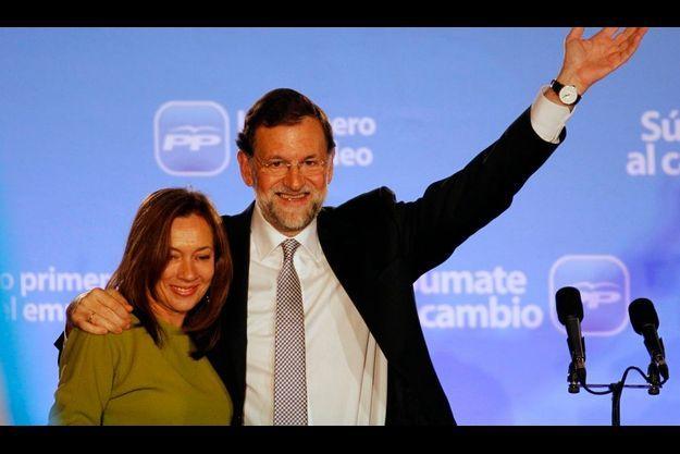 Mariano Rajoy, nouveau chef du gouvernement espagnol, sera investi le 20 décembre prochain