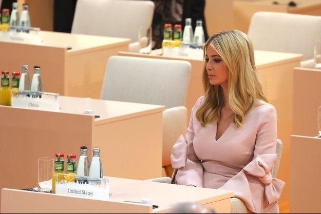 Ivanka Trump au G20.