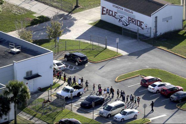 La fusillade survenue mercredi en Floride a fait au moins 17 morts.