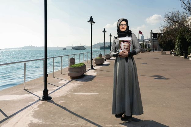 Jamal Khashoggi, Hatice Cengiz