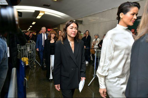Mimi Haleyi, le 11 mars dernier à New York.