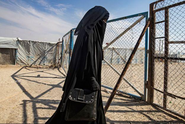 Nasim A. avait été placée dans le camp d'Al-Hol en Syrie.