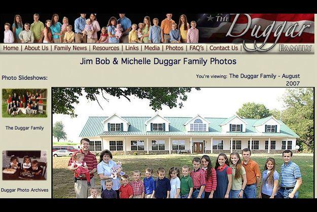Télévision La Famille Duggar — Osiris