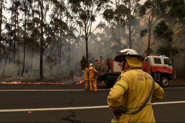 Les incendies ne faiblissent pas en Australie.